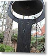 Southern Bell Metal Print