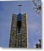 Southern California's Wafarers Chapel 1 Metal Print