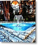 Southern California's Wafarers Chapel 7 Metal Print