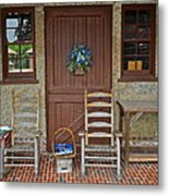 Southern Charm Metal Print by Frozen in Time Fine Art Photography