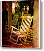 Southern Sunday Afternoon Metal Print by Susanne Van Hulst