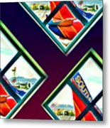 Southwest Airlines Metal Print