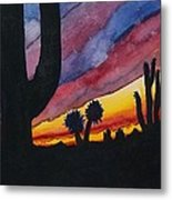 Southwest Art Metal Print