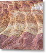 Southwest Stone Abstract 2 Metal Print