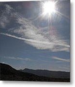 Southwest Sun Metal Print