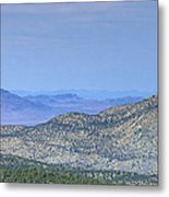 Southwest Views Metal Print