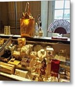 Souvenirs And The Palace Of Versailles Metal Print