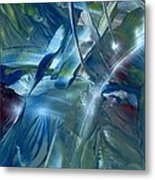 Space Is The Place Metal Print