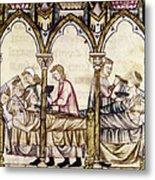 Spain: Medieval Hospital Metal Print