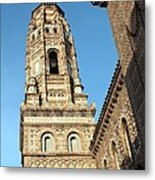Spanish Beauty Metal Print