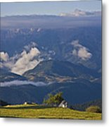 Spanish Pyrenees Metal Print by Frits Selier