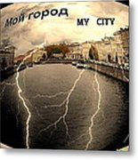 Spb-my City Metal Print