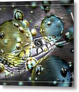 Speak With Forked Tongue - Featured In Nature Photography And Wildlife Groups Metal Print