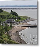 Spectacle Island Boston Massachusetts Metal Print