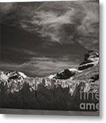 Spegazzini Glacier Argentina Metal Print
