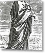 Speusippus, Ancient Greek Philosopher Metal Print
