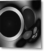 Sphere 10 Metal Print