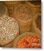 Spices From The East Metal Print