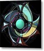 Spinners 5 Metal Print