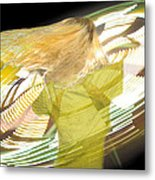 Spinning By Jan Marvin Metal Print