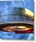 Spinning Up The Universe Metal Print