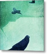 Spirit Bird Metal Print