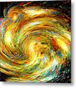 Spirit-fire Of Creation Bang Redemption Metal Print by Rebecca Phillips