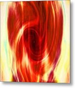 Spirit Fire Of Kundalini Metal Print