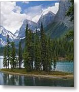 Spirit Island Morning Metal Print