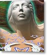 Spirit Mother Metal Print