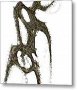 Spirit Of A Dancer 2 Metal Print by Khaya Bukula