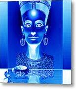 Spirit Of Egypt Metal Print
