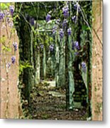 Spirit Of Elmwood Metal Print