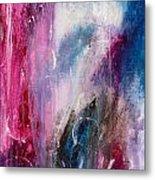 Spirit Of Life - Abstract 2 Metal Print