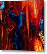 Spirit Of Peace Metal Print by Patricia Motley