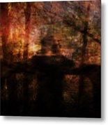 Spirit Of The Woods Metal Print