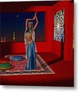 Spirits Of Arabia Metal Print