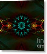 Spiritual Beginning Metal Print by Hanza Turgul