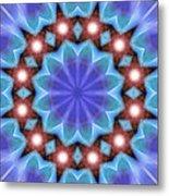 Spiritual Pulsar K1 Metal Print by Derek Gedney