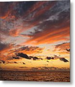 Splendor In The Skies Metal Print
