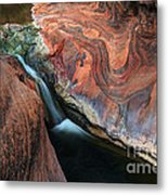 Splendor On Quail Creek Metal Print