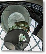 Split Rock Lighthouse Lens Metal Print
