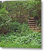 Spohr Gardens - Quissett - Falmouth - Ma - Cape Cod Metal Print
