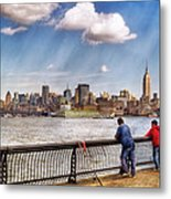 Sport - Fishing Metal Print