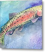 Spotted Trout Metal Print