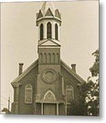 Sprague Church 2 Metal Print