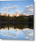 Sprague Lake 2 Metal Print