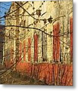 Spring Buds And Urban Decay 3 Metal Print