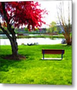 Spring Can't Come Fast Enough Metal Print