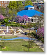 Spring Coolidge Park 2 Metal Print